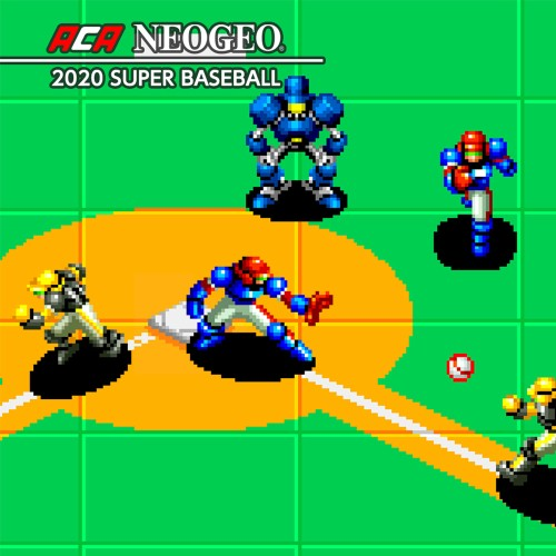 ACA NEOGEO 2020 SUPER BASEBALL