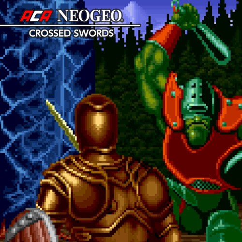 ACA NEOGEO CROSSED SWORDS