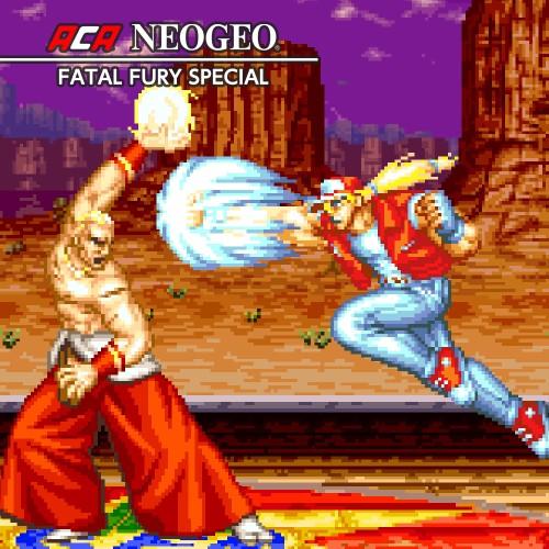 ACA NEOGEO Fatal Fury special