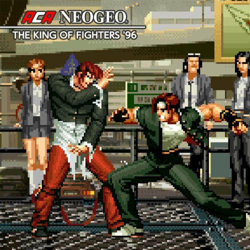 ACA NEOGEO THE KING OF FIGHTERS '96