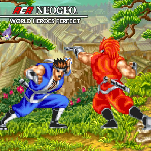 ACA NEOGEO WORLD HEROES PERFECT