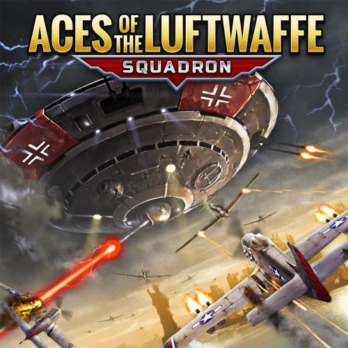 Aces Of The Luftwaffe : Squadron