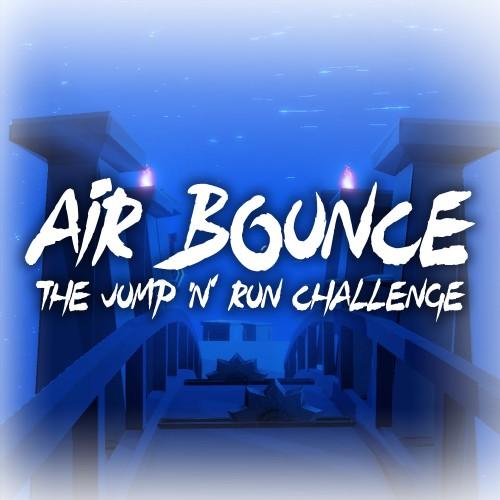 Air Bounce - The Jump \