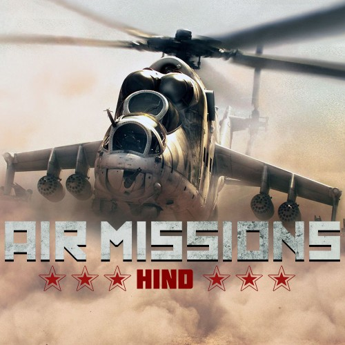 Air Missions: HIND switch box art