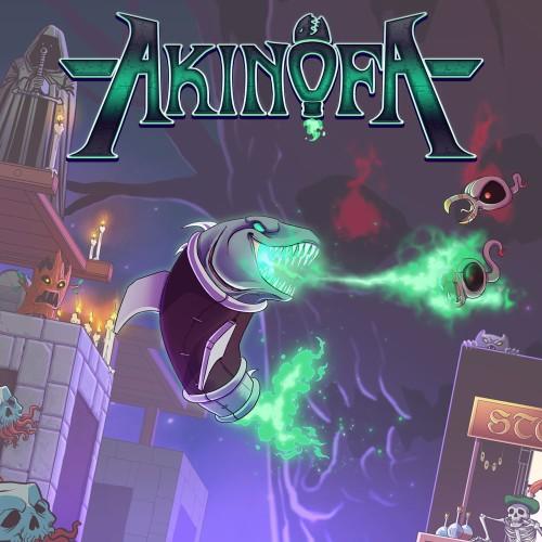 Akinofa switch box art