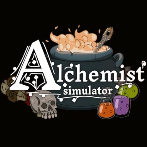 Alchemist Simulator switch box art