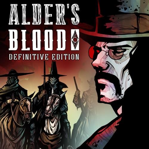 Alder's Blood: Definitive Edition switch box art