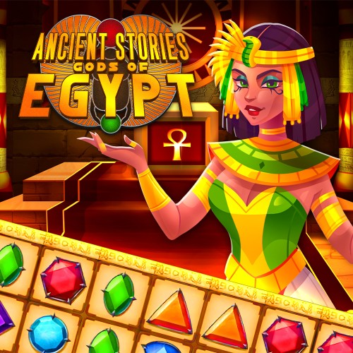 Ancient Stories: Gods of Egypt switch box art