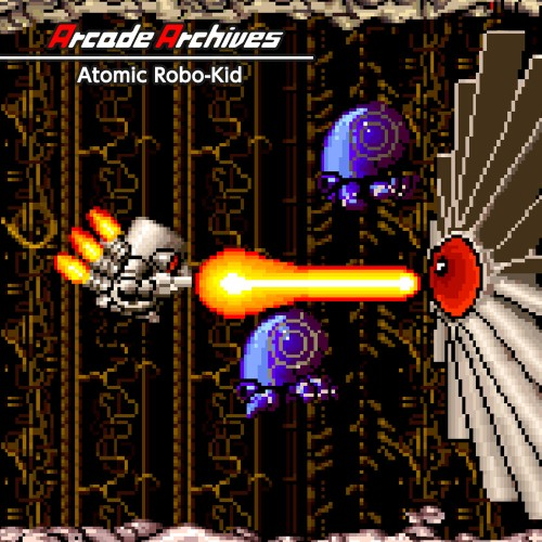 Arcade Archives Atomic Robo-Kid