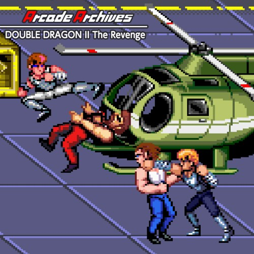 Arcade Archives DOUBLE DRAGON II The Revenge
