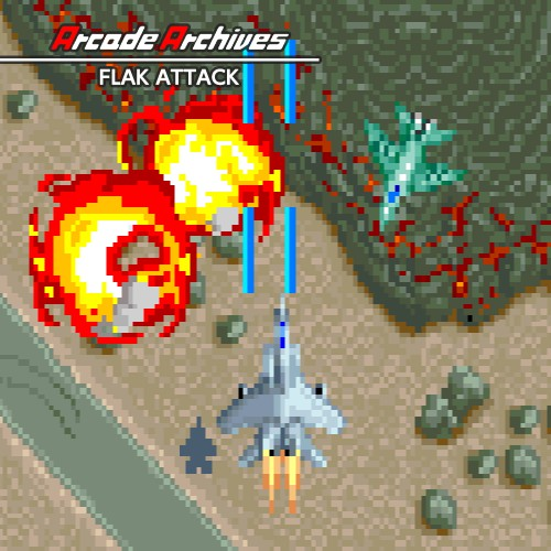 Arcade Archives FLAK ATTACK
