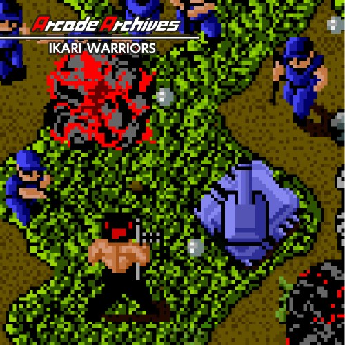 Arcade Archives IKARI WARRIORS