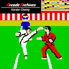 Arcade Archives Karate Champ