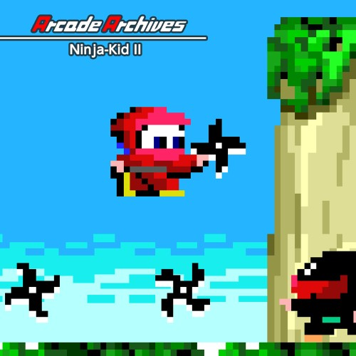 Arcade Archives Ninja-Kid II
