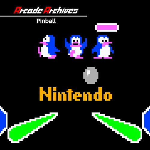 Arcade Archives Pinball