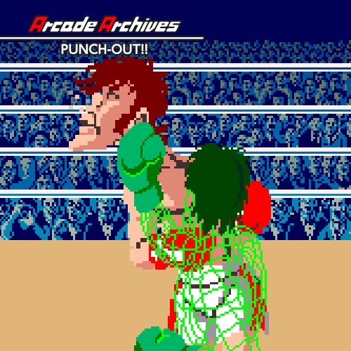 Arcade Archives PUNCH-OUT!!