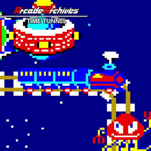 Arcade Archives TIME TUNNEL
