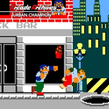 Arcade Archives URBAN CHAMPION