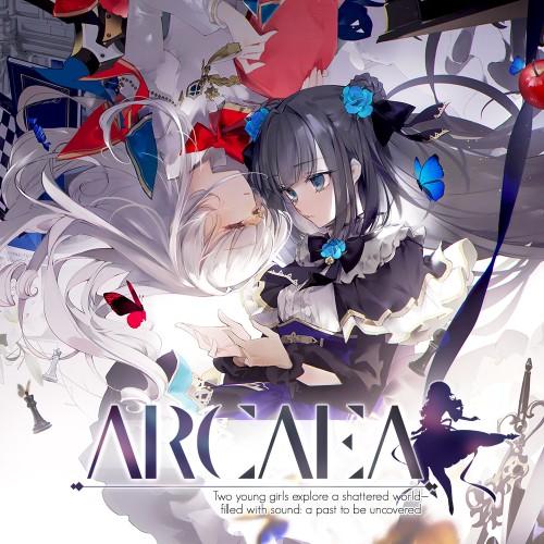 Arcaea switch box art
