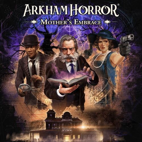 Arkham Horror: Mother's Embrace switch box art