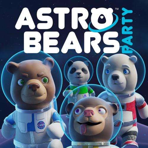 Astro Bears Party