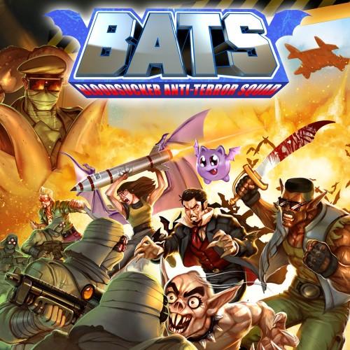 BATS: Bloodsucker Anti-Terror Squad switch box art