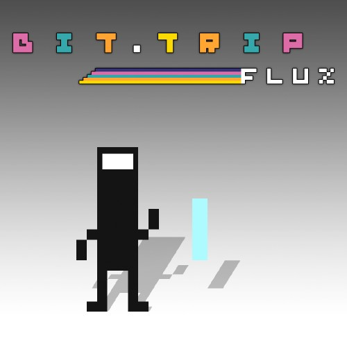 BIT.TRIP FLUX switch box art