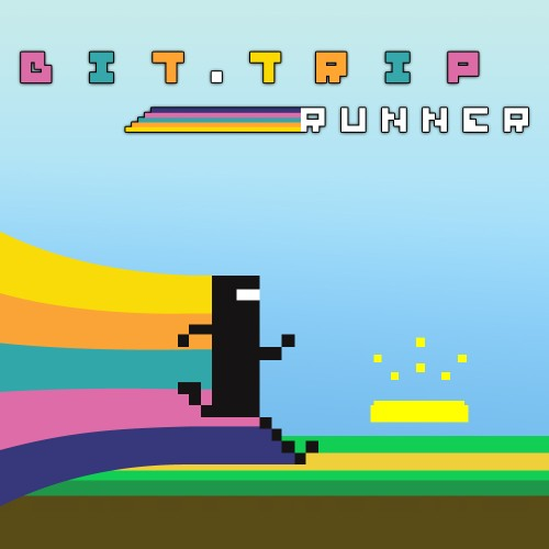 BIT.TRIP RUNNER switch box art