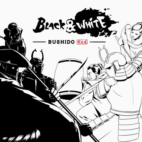 Black and White Bushido