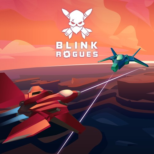 Blink: Rogues switch box art
