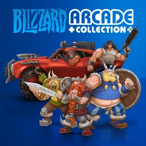 Blizzard® Arcade Collection switch box art