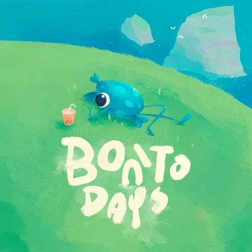 Bonito Days switch box art