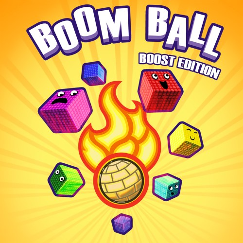 Boom Ball: Boost Edition