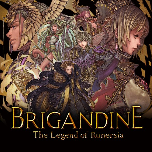 BRIGANDINE The Legend of Runersia switch box art