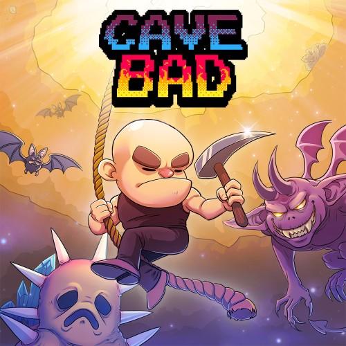 Cave Bad switch box art