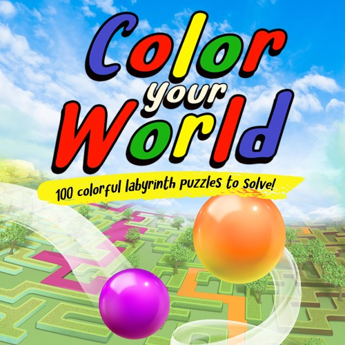 Color Your World switch box art