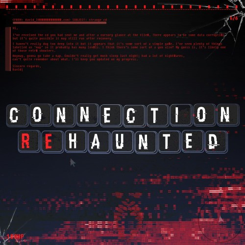 Connection reHaunted switch box art