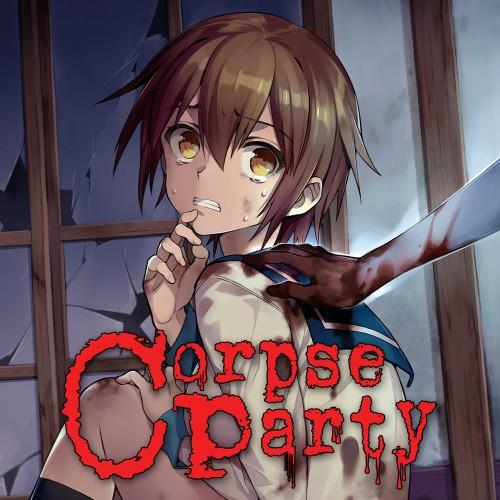 Corpse Party switch box art