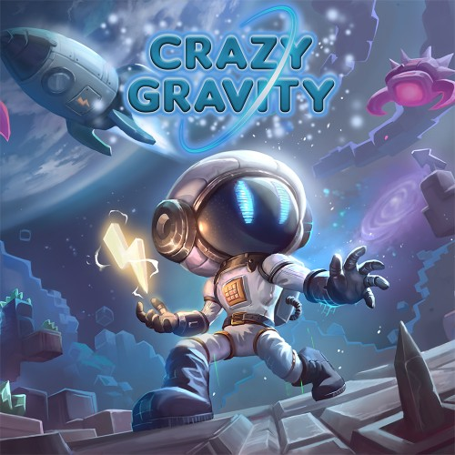 Crazy Gravity switch box art