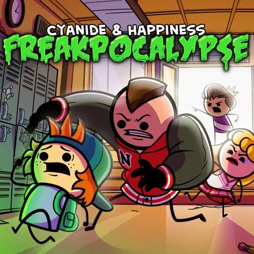 Cyanide & Happiness - Freakpocalypse switch box art