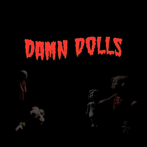 Damn Dolls switch box art
