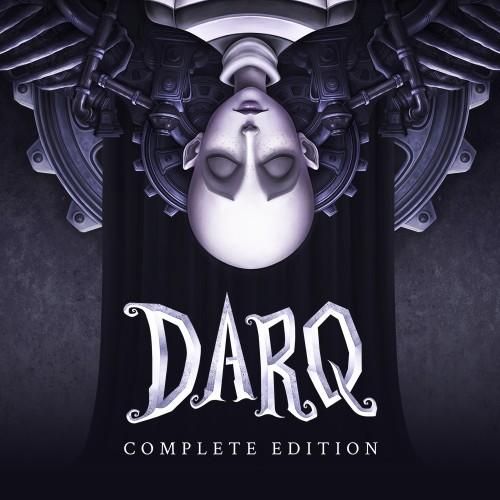 DARQ Complete Edition switch box art