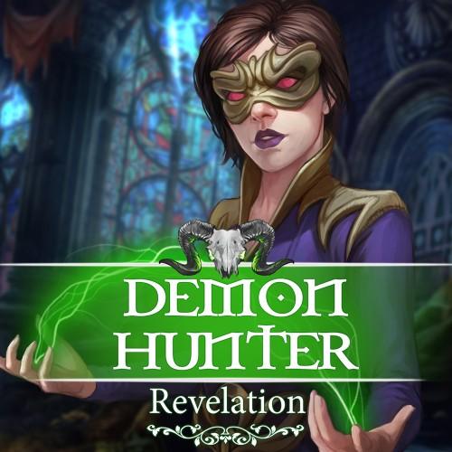 Demon Hunter: Revelation switch box art