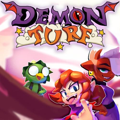 Demon Turf switch box art
