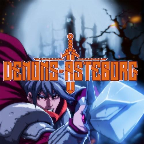 Demons of Asteborg switch box art