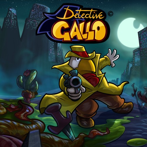 Detective Gallo