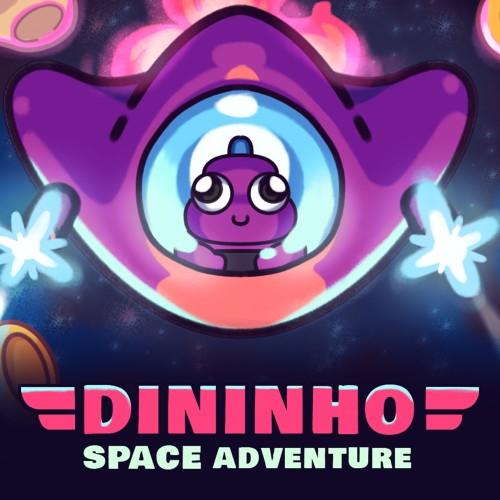Dininho Space Adventure switch box art