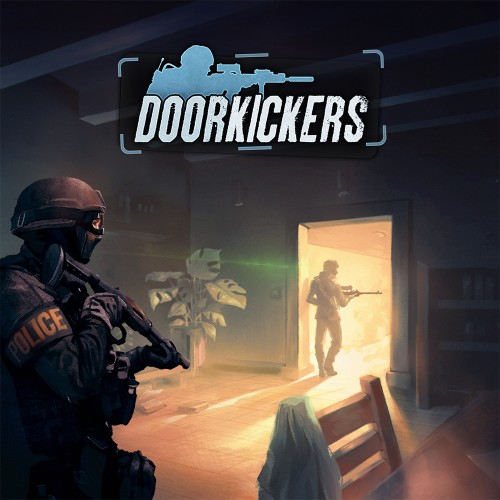 Door Kickers switch box art