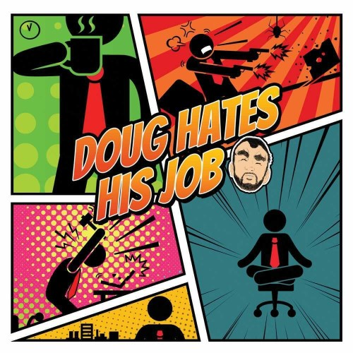 Doug Hates His Job switch box art