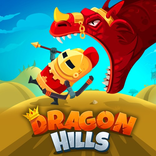 Dragon Hills switch box art